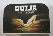 Mystifying Oracle OUIJA Board 1972 Game Parker Brothers William Fuld Complete