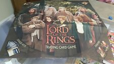 """LORD OF THE RINGS TRADING CARD GAME PROMOTIONAL POSTER 23"""" by 27"""""""