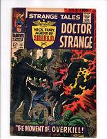 Strange Tales #151 (Dec 1966, Marvel) - Fine