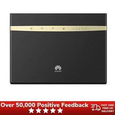 Smartphone Desbloqueado Huawei Router Inalámbrico 4G/LTE Cat 6 4 puertos 300 Mbps-Negro