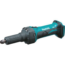 Makita XDG01Z 18-Volt LXT Lithium-Ion Cordless 1/4-Inch Die Grinder, Tool Only