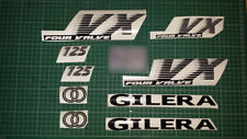 Gilera Runner Old Shape VX  Decals/Stickers-ALL COLOURS AVAILABLE VX ST VXR