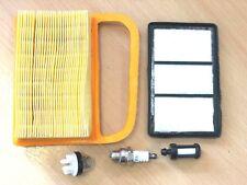 MACHINETEC Service Kit Air Filter Fuel Filter Plug Primer Fits Stihl TS410 TS420