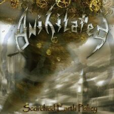 ANIHILATED - SCORCHED EARTH POLICY  CD NEUF