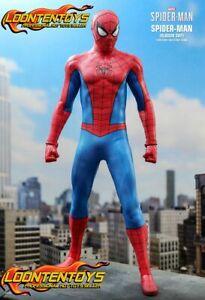 Hot Toys 1/6 VGM48 - Marvel's Spider-Man - Spider-Man (Classic Suit)