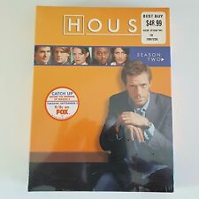House: Season Two (DVD, 2006, 6-Disc Set, Anamorphic Widescreen)
