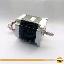 (US)ACT 8-lead single shaft nema34 stepper motor 34HS9820 2A,6.1N.M bipolar CNC