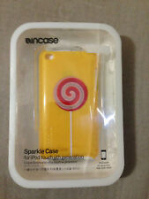 Incase Sparkle Fitted Case for iPod Touch 4th Generation Yellow Lollipop