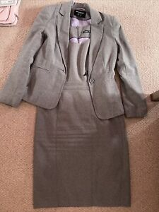 Primark Suit - Tailored Dress And Jacket 12 *See Description*