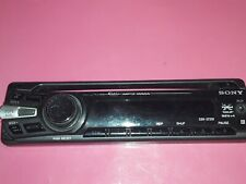Sony Cdx Gt330 Faceplate.Used Good Condition