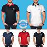 Volvo Maglietta Polo T Shirt COTONE RICAMATO Auto Logo Camicia Uomo Padre Regalo