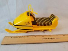 "Near Mint Made in 1969 Ski Doo Snowmobile 7 1/2"" Long Toy NO Reserve"