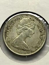 1967 Canada 25 Cents Silver VF+ #12571