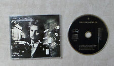 "CD AUDIO MUSIQUE / DAVID KNOPFLER ""LONELY IS THE NIGHT"" CD MAXI-SINGLE 1991 4T"