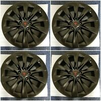 "19"" Tesla OEM Model S Satin Black Factory OEM Wheels Rims TIRES AVAIL($1485-obo)"