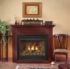 """Empire White Mountain Hearth Tahoe Deluxe Direct Vent Gas Fireplace 32"""" in"""