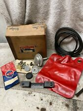 Vintage NOS Willys Jeep Kaiser Windshield Washer Bag kit #94531