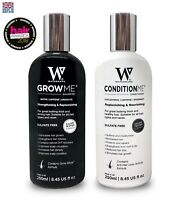 Hair Growth Shampoo and Conditioner Watermans SET -  Sulphate Free