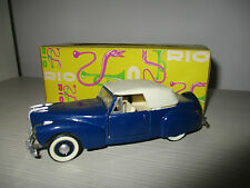 LINCOLN CONTINENTAL 1941 N.43 RIO SCALA 1:43