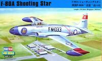 Hobbyboss 1:48 F-80A Shooting Star Aircraft Model Kit