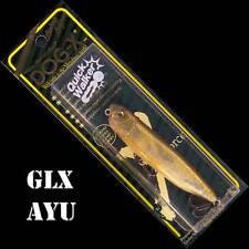 Megabass Dog-x Quick Walker GLX AYU topwater bass fishing lures