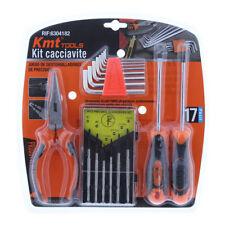 Juego de destornilladores de precisión 17 piezas kmt tools  - Grupo K-2