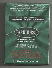 1992-93 Parkhurst 30-card Factory Sealed Hockey Update Set  Mario Lemieux