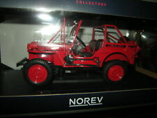 1:18 Norev Fire Department Vehicle 1988 Nr. 189012 OVP