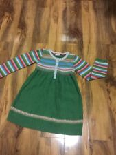 Next Girls Jumper Dress Aged 5-6 Years Old (116cm)
