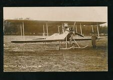 Aircraft Air Force Military The Silent Army Aeroplane Used 1913 RP PPC