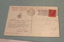 1907 Lord & Taylor Ladies Clothing Hosiery Underwear Gloves Advertising Postcard