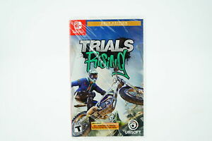Trials Rising [Gold Edition]: Nintendo Switch [Brand New]