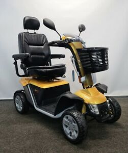 2017 Pride Colt Executive 8MPH Mobility Scooter *Showroom Condition*