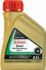 Castrol React Performance DOT 4 Liquido per Freni - 500ml (21878)