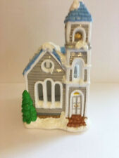 """California Creations """"Country Cathedral"""" #97002 Painted"""