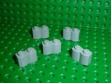 5 x LEGO MdStone brick log ref 30136 / set 4757/4411/10211/4750/6754/5764/4493..
