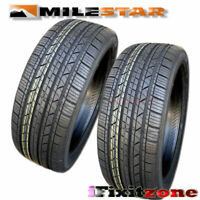 2 Milestar MS932 Sport 215/65R17 99V SL All Season Performance 50K Mile Tires