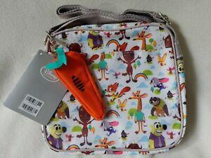 Disney Store Zootropolis Child's Cross Body Bag/Satchel & Carrot Purse