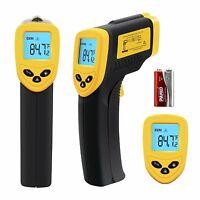 Non-Contact Temperature Gun Infrared Digital IR Thermometer sight handheld