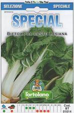 BIETOLA DA COSTE LUSIANA- SPECIAL -