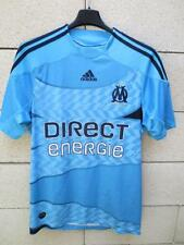 Maillot OM MARSEILLE n°7 ADIDAS away bleu shirt S