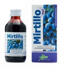 ABOCA MIRTILLO PLUS SUCCO CONCENTRATO 100 ML PER LA FUNZIONALITA' DEL MICROCIRCO