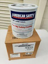 American Safety Technology as-150 Anti-Slip Coating Epoxy Ester 1 Gallon