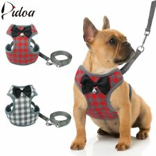 Harness and Leash Set for Cats Dogs Puppy Kitten Vest Harness Chihuahua Yorkies