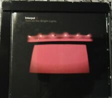 Turn on the Bright Lights by Interpol (CD, Aug-2002, Matador (record label))
