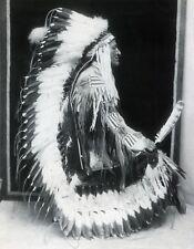 Charging Bear, Blackfoot Dakota, Native American Indian, Chief John, 1912