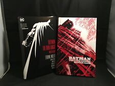 Batman: The Dark Knight Master Race – Brand New Hardcover First Printing