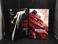 Batman: The Dark Knight Master Race – Brand New Hardcover First Printing
