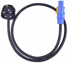 3 M 13 Amp Para Powercon NAC3FCA cable de entrada 1.5 mm H07RN-F Lead 13 Amp Para Powercon