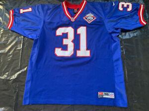 Jason Sehorn New York Giants Jersey